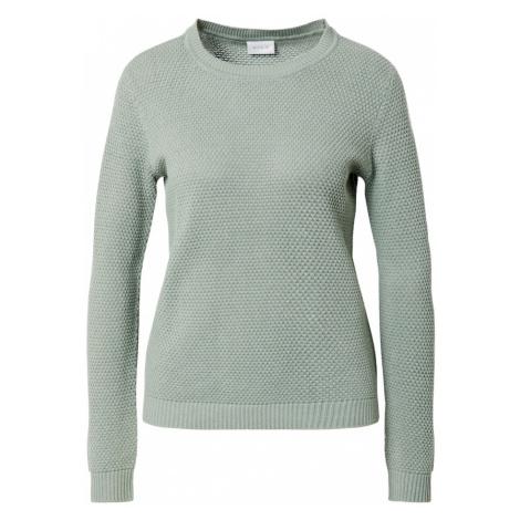 VILA Sweter 'Chassa' pastelowy zielony