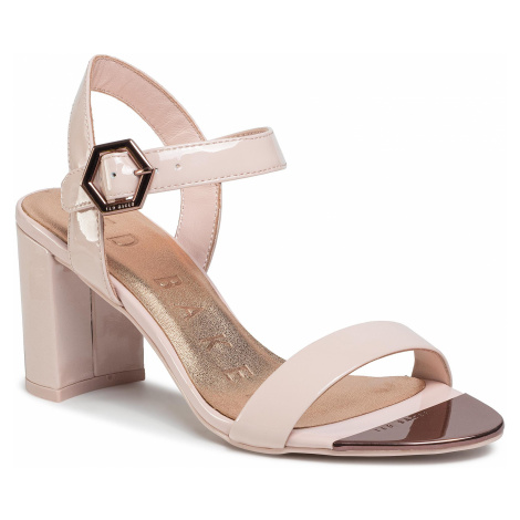 Sandały TED BAKER - Hexiep 242401 Nude/Pink