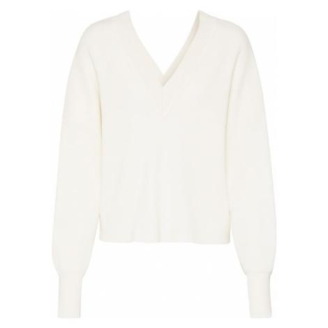 OBJECT Sweter 'Divian 108' kremowy / biały
