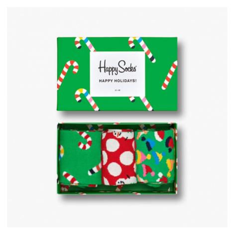 Skarpetki Happy Socks Christmas Giftbox XMAS08 7005