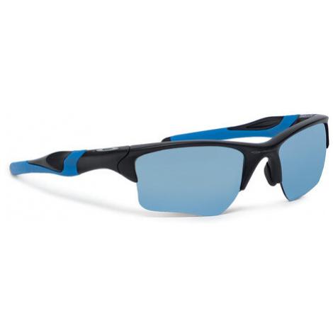 Oakley Okulary przeciwsłoneczne Haft Jacket 2.0 Xl 0OO9154-6762 Czarny