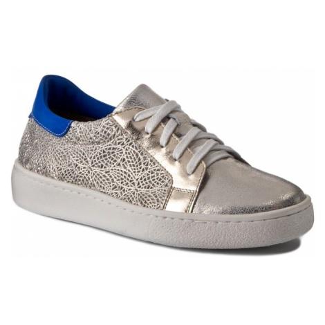 Sneakersy EDEO - 3036-688/683/688P.K. Złoto/Przegniotka/Noeb