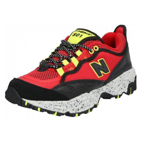 New Balance Trampki niskie 'ML801GLE' szary / czerwony / czarny