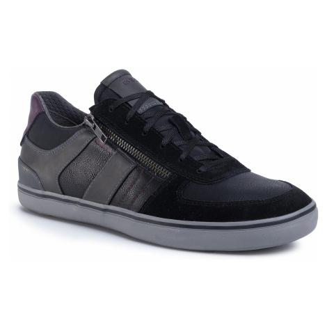 Sneakersy GEOX - U Elver A U04BCA 000ME C9270 Black/Anthracite