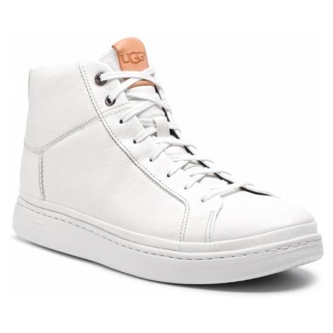 Sneakersy UGG - M Cali Sneaker High 1094653 M/Wht