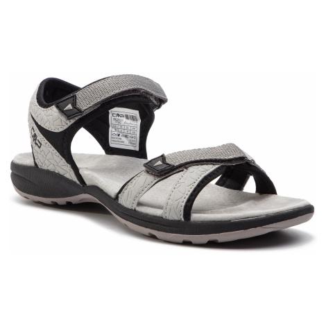 Sandały CMP - Adib Wmn Hiking Sandal 39Q9536 Stone/Nero 77UC