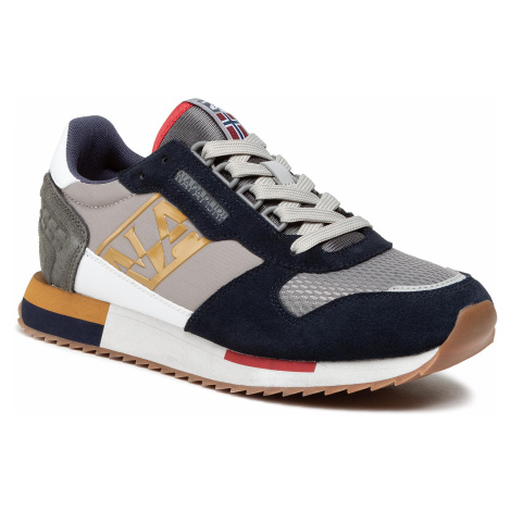 Sneakersy NAPAPIJRI - Virtus NP0A4FJZH Grey Castlerock 901