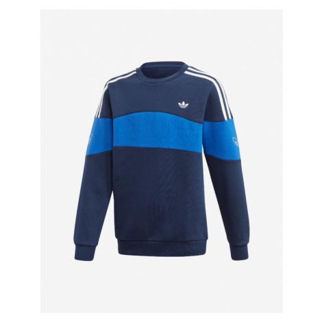 adidas Originals Bandrix Bluza dziecięca Niebieski