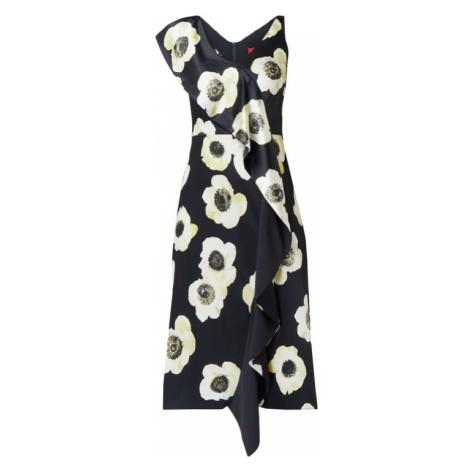 Sukienka z kwiatowym wzorem model 'Kami' Hugo Boss