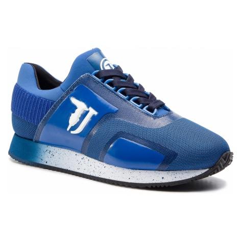 Sneakersy TRUSSARDI JEANS - 77A00154 U250
