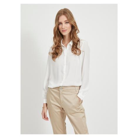 Biała koszula VILLA Lucy Vila