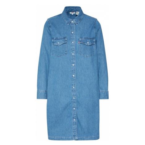 LEVI'S Sukienka koszulowa 'SELMA DRESS' niebieski denim Levi´s