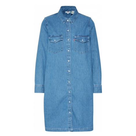 LEVI'S Sukienka 'SELMA DRESS' niebieski denim Levi´s
