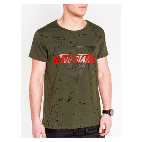 Ombre Clothing Men's printed t-shirt S1067