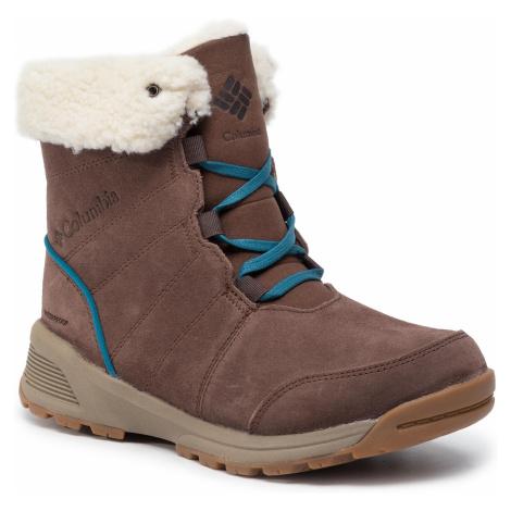 Śniegowce COLUMBIA - Maragal Wp BL0810 Espresso Mhw/Lagoon 200
