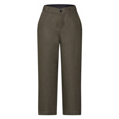 Herrlicher Spodnie 'Starlight' oliwkowy