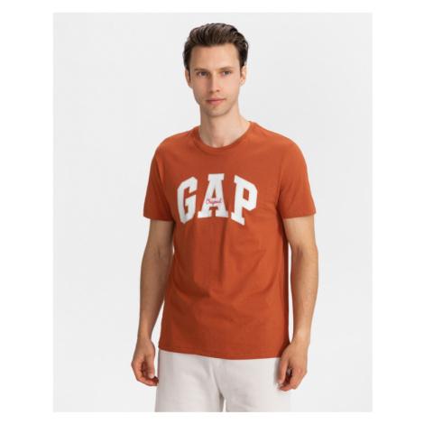 GAP Koszulka Pomarańczowy
