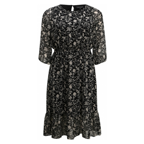 Dorothy Perkins Curve Sukienka koszulowa 'MONO' czarny