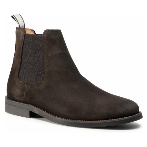 Sztyblety GANT - Sharpville 21653035 Dark Brown G46