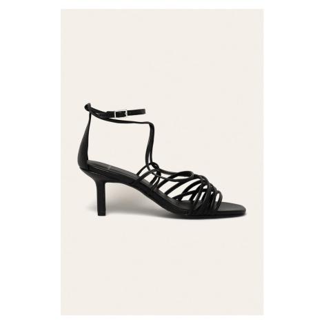 Vagabond - Sandały skórzane Amanda