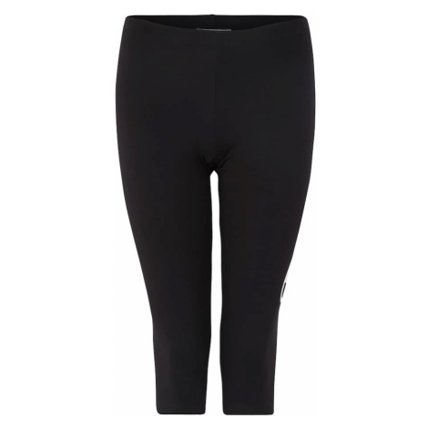 Champion Authentic Athletic Apparel Spodnie sportowe czarny / biały