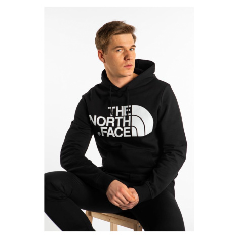 Bluza The North Face Standard Hoodie Jk3 Tnf Black