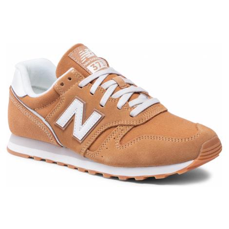Sneakersy NEW BALANCE - ML373SM2 Brązowy