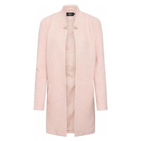 ONLY Płaszcz przejściowy 'LINK SOHO' różowy pudrowy