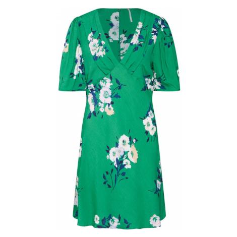 Free People Letnia sukienka 'Neon Garden Mini' zielony