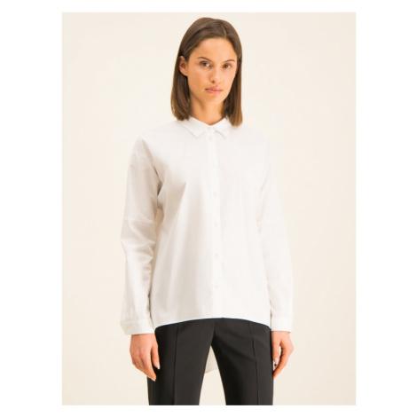 Hugo Koszula 10107866 Biały Regular Fit Hugo Boss