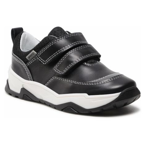 Sneakersy BARTEK - 5172-N2-S Czarny