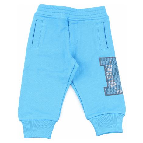 Diesel Spodnie dresowe Niebieski