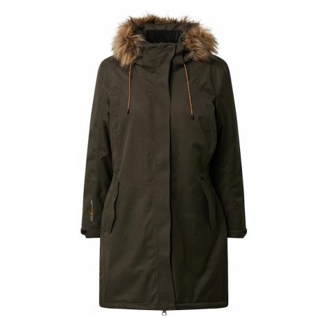 KILLTEC Płaszcz outdoor 'Ostfold' oliwkowy