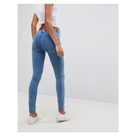 Freddy WR.UP Shaping Effect Mid Rise Push Up Skinny Jean