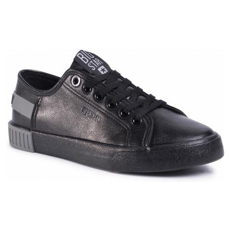Sneakersy BIG STAR - FF274177 Black/Grey
