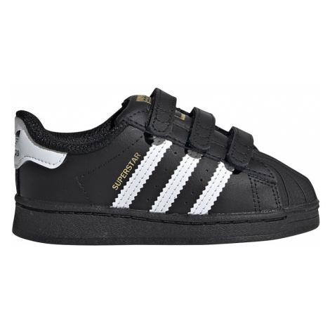 Adidas Superstar CF I Dziecięce Czarne (EF4843)