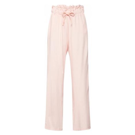 NA-KD Spodnie różowy pudrowy