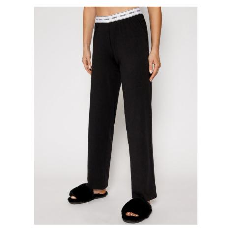 Guess Spodnie piżamowe O0BD00 KABQ0 Czarny