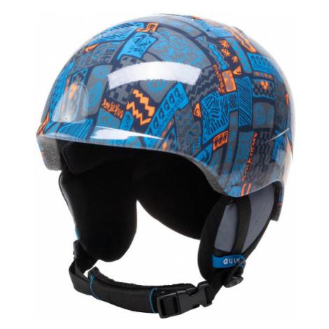 Quiksilver Kask narciarski Slush EQBTL03015 Niebieski