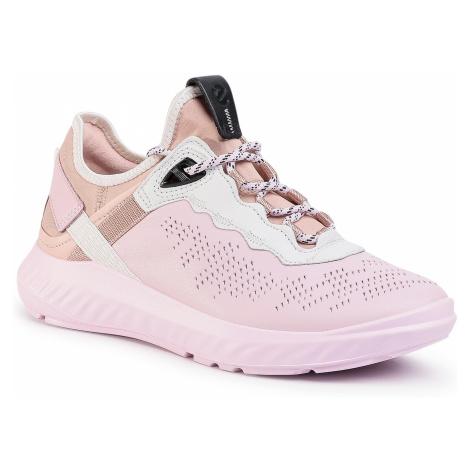 Sneakersy ECCO - St.1 Lite W 83731351907 Multicolor Blossom Rose