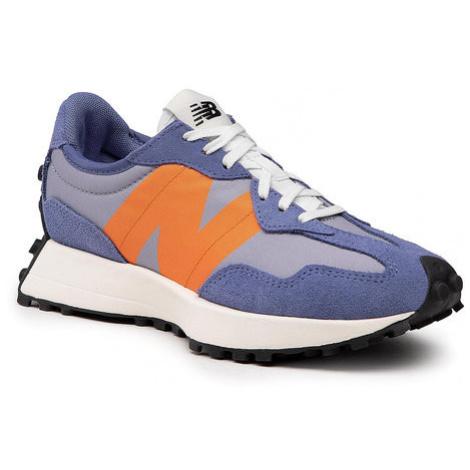 New Balance Sneakersy WS327CB Fioletowy