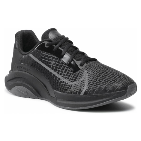 Buty NIKE - Zoomx Suppered Surge CU7627 004 Black/Anthracite/Black