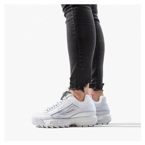 Buty damskie sneakersy Fila Disruptor II Patches 5FM00538 100
