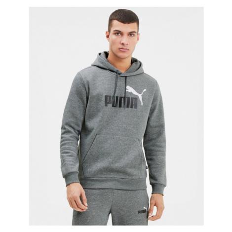 Puma Ess 2 Col Big Logo Bluza Szary