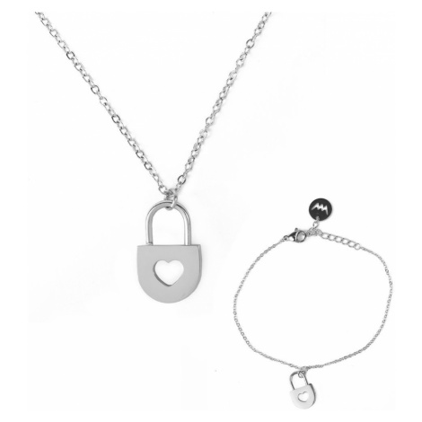 Vuch set Secret Silver Couple