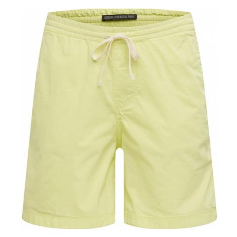 DRYKORN Spodnie 'SORT' żółty