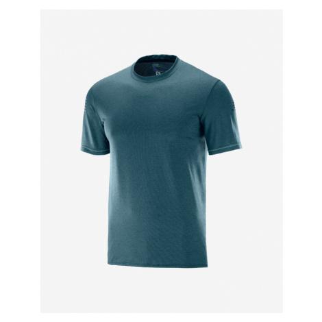 Salomon Pulse Koszulka Zielony