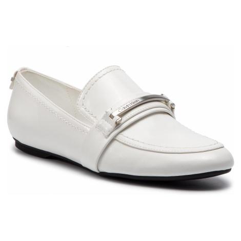 Półbuty CALVIN KLEIN - Oracy E8885 White