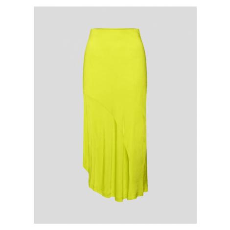EDITED Spódnica 'Aisling' neonowo-żółty