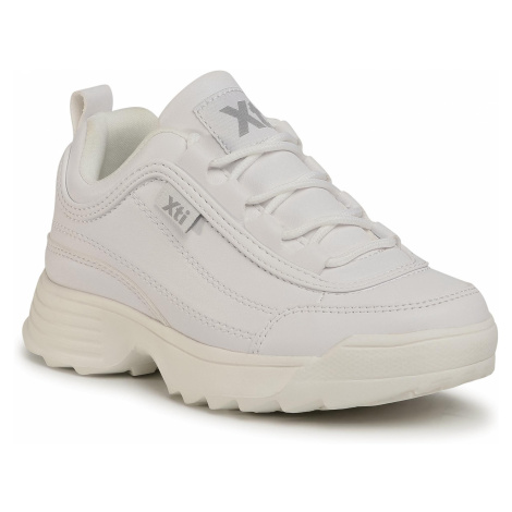 Sneakersy XTI - 57405 White